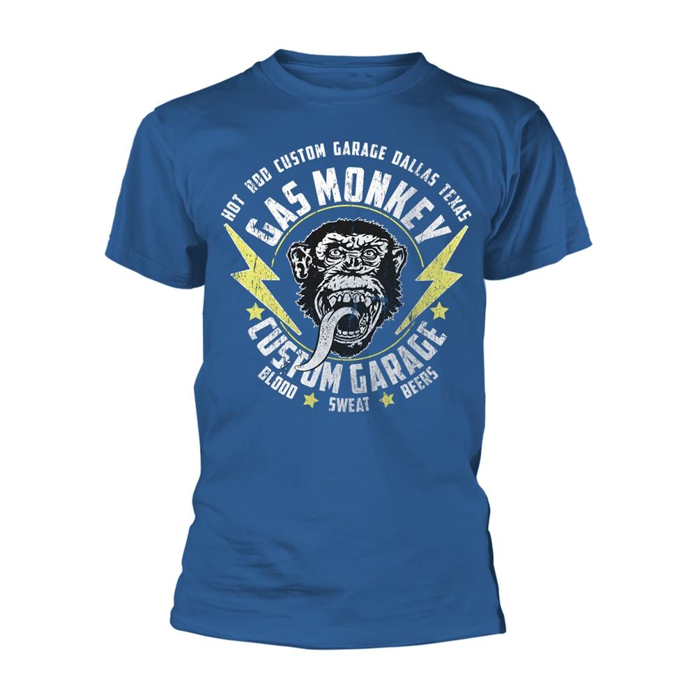 Official Gas Monkey Garage Gmg Lightning Bolts Fast N Loud