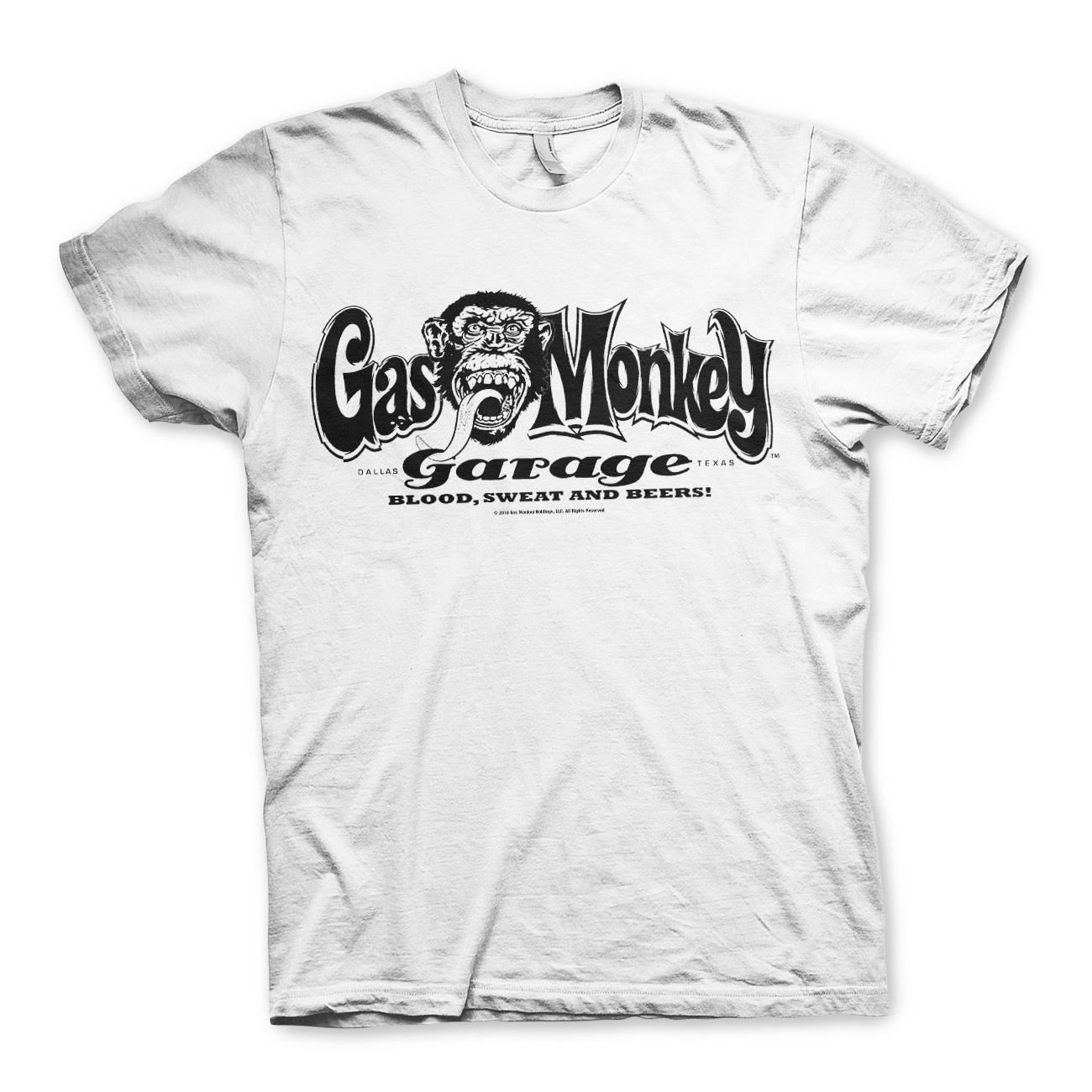 Gas Monkey Garage T-Shirt OG Logo