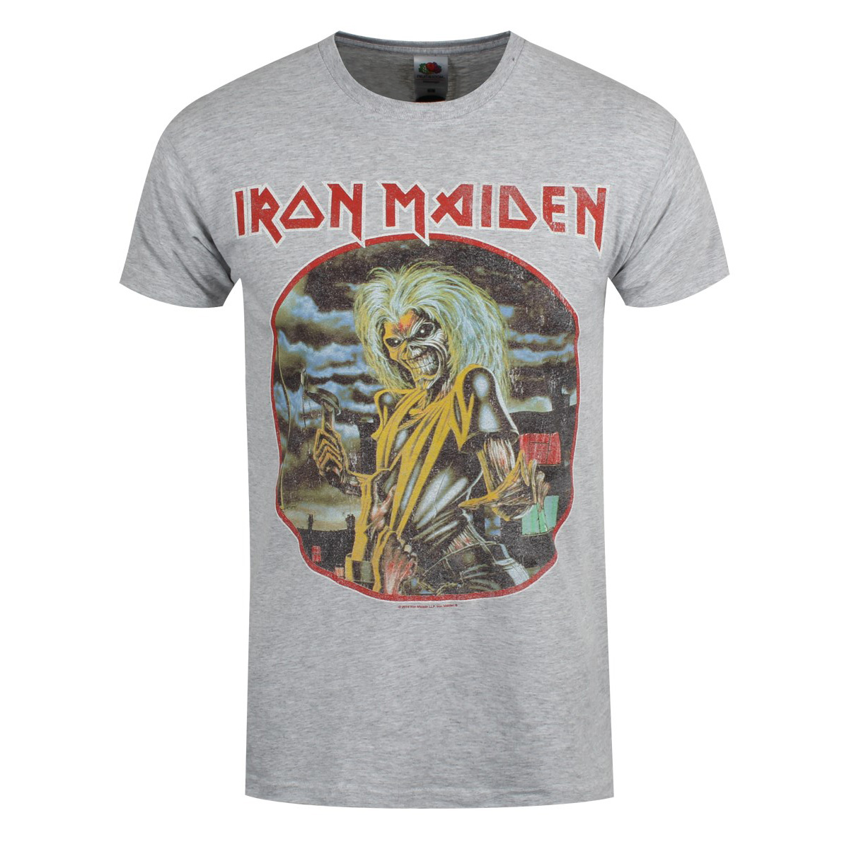 3a08480c5f0 Details about Official Iron Maiden Killers Circle Rock Band T-Shirt