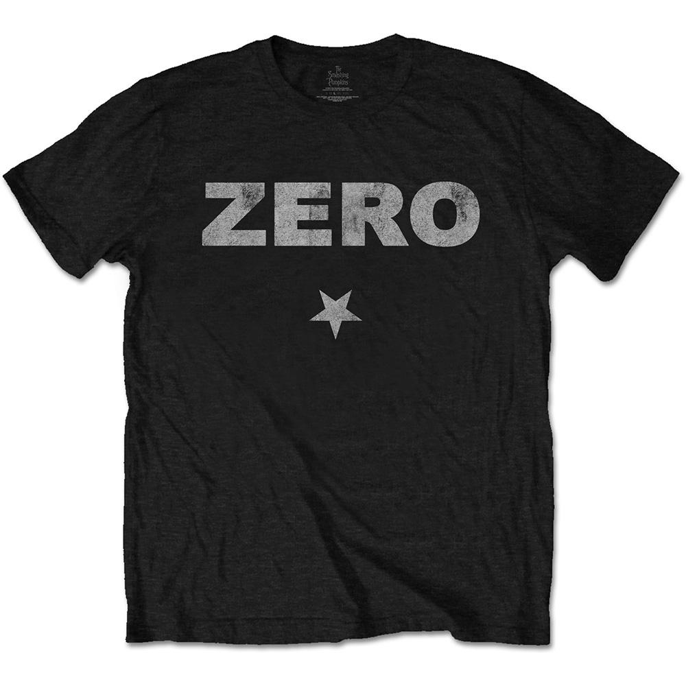 Official Smashing Pumpkins Zero T-Shirt
